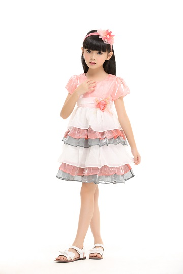 Girls' Dress #6253