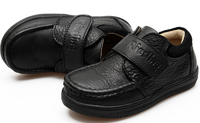 Genuine Leather Boys'l Shoes C111