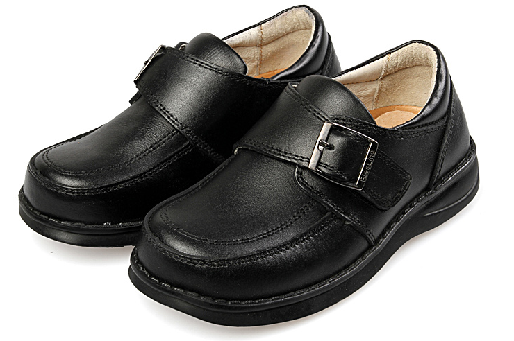 Genuine Leather Boys' Shoes C213
